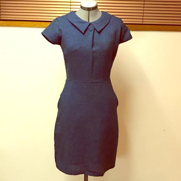 Cinder & smoke vintage style dress size 6